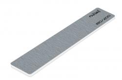 Профессиональная пилка для искусственных ногтей (серая, прямая, 180/200)