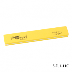 S-FL1-11C Желтый шлифовщик прямоугольной формы 220 / 220