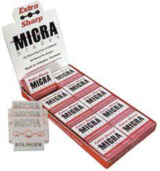 Лезвия для педикюрного станка Micra (10шт)