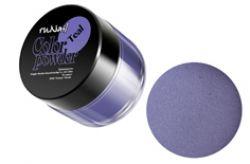 Цветная акриловая пудра натуральная Teal7,5 гр.