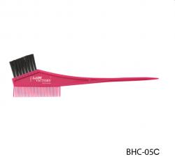 BHC-05С Кисть для покраски волос(ярко-розовая)