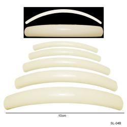 SL-4В Типсы подиумные слоновая кость (в упаковке 10шт.)