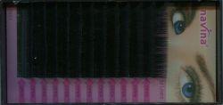 Ресницы в панеле Silk eyelashes 8mm/0,15C