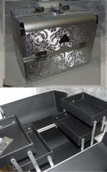 Кейс - трансформер для мастеров ногтевого сервиса и визажистов(9)