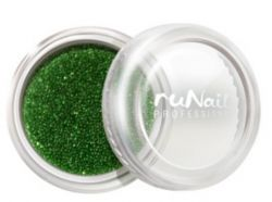 Дизайн для ногтей: бульонки (ярко-зеленый)