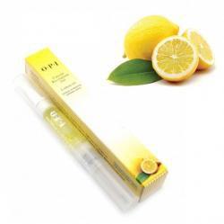 OPI-07 Лимонное питательное масло для кутикулы