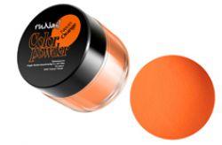 Цветная акриловая пудра Neon Orange7,5 гр.
