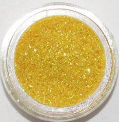 Блеск желтый 2гр. (0,2мм)