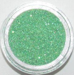 Блеск нежно-зеленый 2гр. (0,2мм)