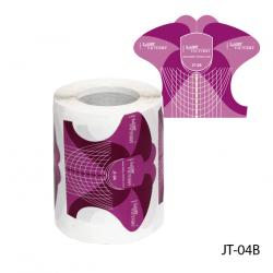 JT-04B Универсальные одноразовые формы бумажные,150 шт.