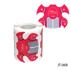 JT-06B Универсальные одноразовые формы бумажные, 150 шт.