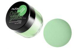 Цветная акриловая пудра Pastel Green7,5 гр.