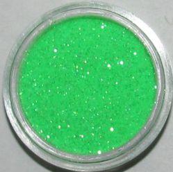 Блеск неоновый зеленый 2,5 гр. (0,2мм)