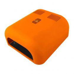 """Лампа 36Вт.""""JessNail"""" (4шт * 9ват.), матовый Оранжевый"""