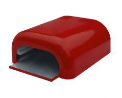 УФ Лампа JessNail 36 Вт.  Глянцевый оттенок Темно-красная