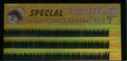 Ресницы в панеле Speclal mink eyelash baisidai 8mm