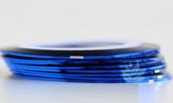 DL-03E Декоративная лента синего цвета