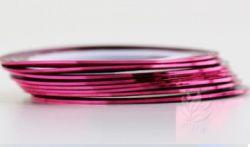 DL-03F Декоративная лента розового цвета